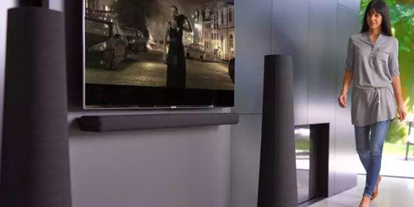 Harman Kardon Citation Tower smart speakers