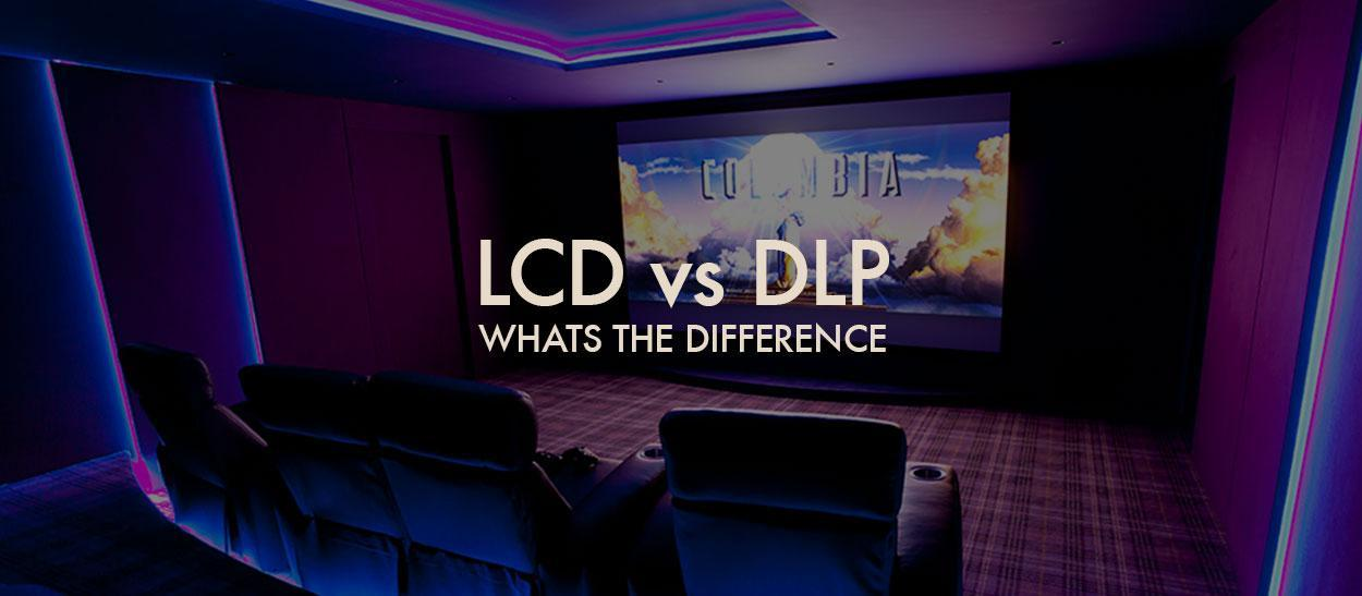 LCD vs DLP projectors