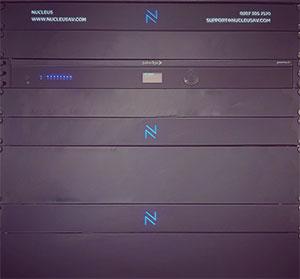 bespoke led rack shelf