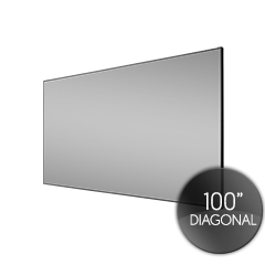 Spectral 100 ALR Fixed Frame Projector Screen