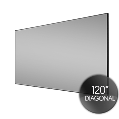 Spectral 120 ALR  Fixed Frame Projector Screen