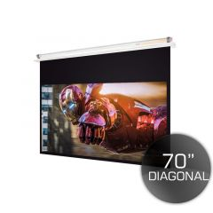 160cm Ceiling Recessed Projector Screen 16:10 (Commercial)