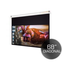 Pure Theatre CR160 Recessed Projector Screen