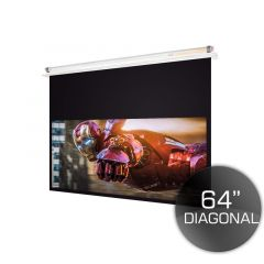 160cm Ceiling Recessed Projector Screen 2:35:1 (Anamorphic)