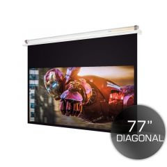 180cm Ceiling Recessed Projector Screen