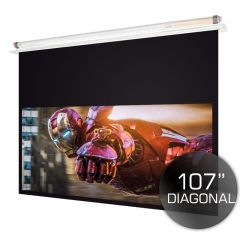 260cm Ceiling Recessed Projector Screen-2:35 : 1 ( Anamorphic )