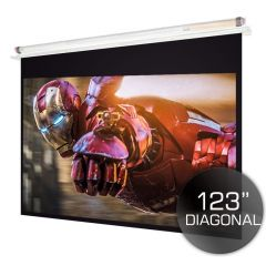 260cm Ceiling Recessed Projector Screen-4:3 ( PAL/NTSC  )