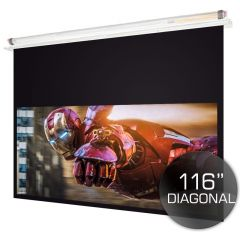 280cm Ceiling Recessed Projector Screen-2:35 : 1 ( Anamorphic )