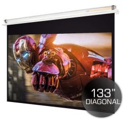 280cm Ceiling Recessed Projector Screen-4:3 ( PAL/NTSC  )