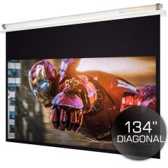300cm Ceiling Recessed Projector Screen-16:10 ( Commercial )