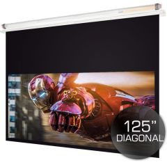 300cm Ceiling Recessed Projector Screen-2:35 : 1 ( Anamorphic )