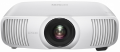 Epson EH-LS11000w white projector front view