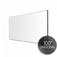 Spectral 100 NANO Fixed Frame Projector Screen
