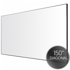 Spectral 150 NANO Fixed Frame Projector Screen