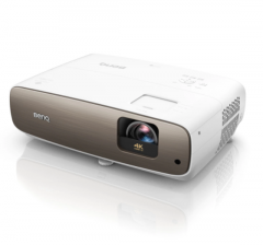 Benq W2700i 4K HDR Smart Projector left side view
