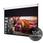 240cm Ceiling Recessed Projector Screen-16:9 ( HDTV )