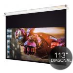 260cm Ceiling Recessed Projector Screen-16:9