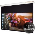 300cm Ceiling Recessed Projector Screen-16:9 ( HDTV )