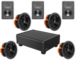 Dolby Atmos 5.1.2 In Wall & Ceiling Speaker Package