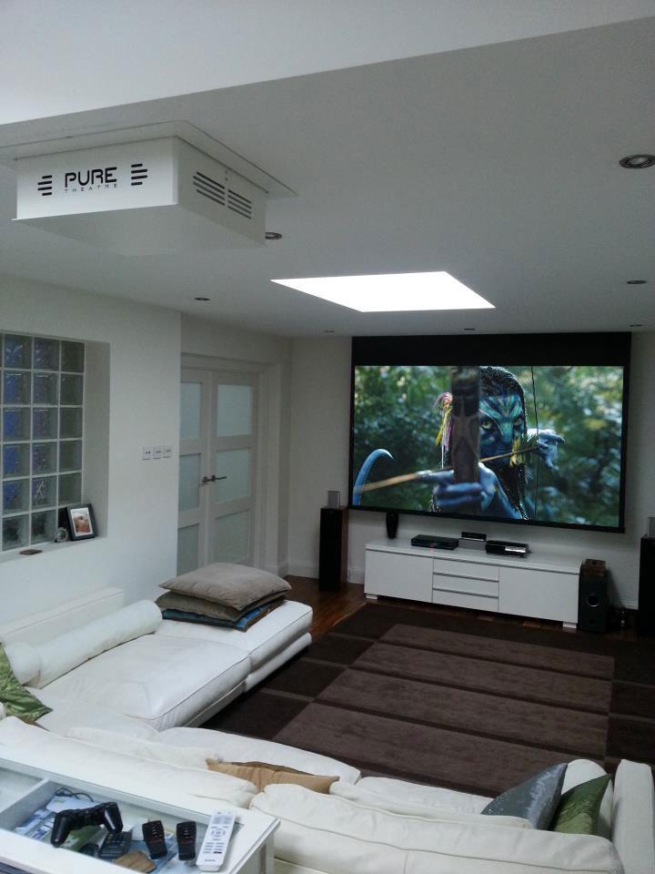 Pure Theatre Home Cinema Evolved