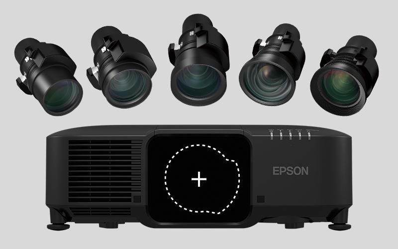 Epson EB-L1075U Projector